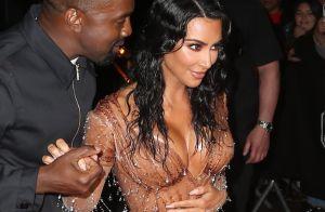 Kim Kardashian maman pour la 4e fois : un petit garçon