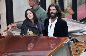 Monica Bellucci et Nicolas Lefebvre : Dolce vita et bal masqué pour les amoureux