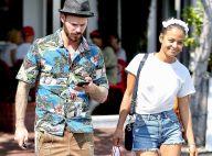 M. Pokora et Christina Milian : Virée shopping à deux pour la fête des Mères