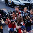 Jean-Eric Vergne- 3ème Monaco E-Prix, Monaco, le 11 mai 2019. © Claudia Albuquerque / Bestimage