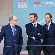 Tatiana et Andrea Casiraghi : Avec Albert et Pierre pour le 3e E-Prix de Monaco