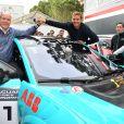 Le prince Albert II de Monaco, Nico Rosberg - 3ème Monaco E-Prix à Monaco le 11 mai 2019. ©Bruno Bebert / Bestimage