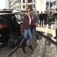 Amber Heard - Arrivées des people à l'hôtel Martinez, la veille de l'ouverture du 72ème Festival international du Film de Cannes le 13 mai 2019.