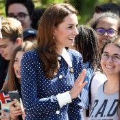 Kate Middleton recycle une de ses robes avant de rencontrer son neveu Archie