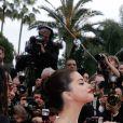 """Séléna Gomez, Bill Murray - Montée des marches du film """"The Dead Don't Die"""" lors de la cérémonie d'ouverture du 72ème Festival International du Film de Cannes. Le 14 mai 2019 © Borde / Bestimage  Red carpet for the movie """"The Dead Don't Die"""" during opening ceremony of the 72th Cannes International Film festival. On may 14th 201914/05/2019 -"""