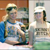 """Paris Hilton lynche Lindsay Lohan, qu'elle trouve """"nulle et gênante"""""""