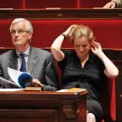 Nathalie Kosciusko-Morizet : très fière de son ventre bien... arrondi !