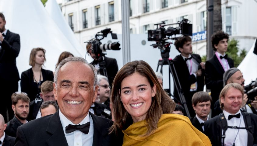 """Alberto Barbera - Montée des marches du film """"Les Misérables"""" lors du 72ème Festival International du Film de Cannes. Le 15 mai 2019 © Jacovides-Moreau / Bestimage"""