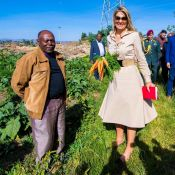 Maxima des Pays-Bas: Balade dans les champs d'Éthiopie après la fièvre sévillane