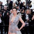 """Frédérique Bel - Montée des marches du film """"Rocketman"""" lors du 72ème Festival International du Film de Cannes. Le 16 mai 2019 © Jacovides-Moreau / Bestimage"""