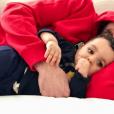 Karim Benzema et ses enfants sur Instagram.