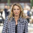 "Laura Smet - Les célébrités au photocall du défilé ""Chanel Cruise Collection 2020"" au Grand Palais. Paris, le 3 mai 2019. © Olivier Borde/Bestimage"