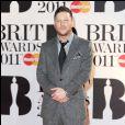 MATT CARDLE - BRIT AWARDS 2011 AU 02 ARENA A LONDRES 15/02/2011