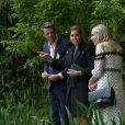 La princesse Beatrice d'York en visite au Chelsea Flower Show 2019 à Londres le 20 mai 2019.