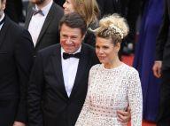 Christian Estrosi et Laura Tenoudji très amoureux : gestes tendres à Cannes