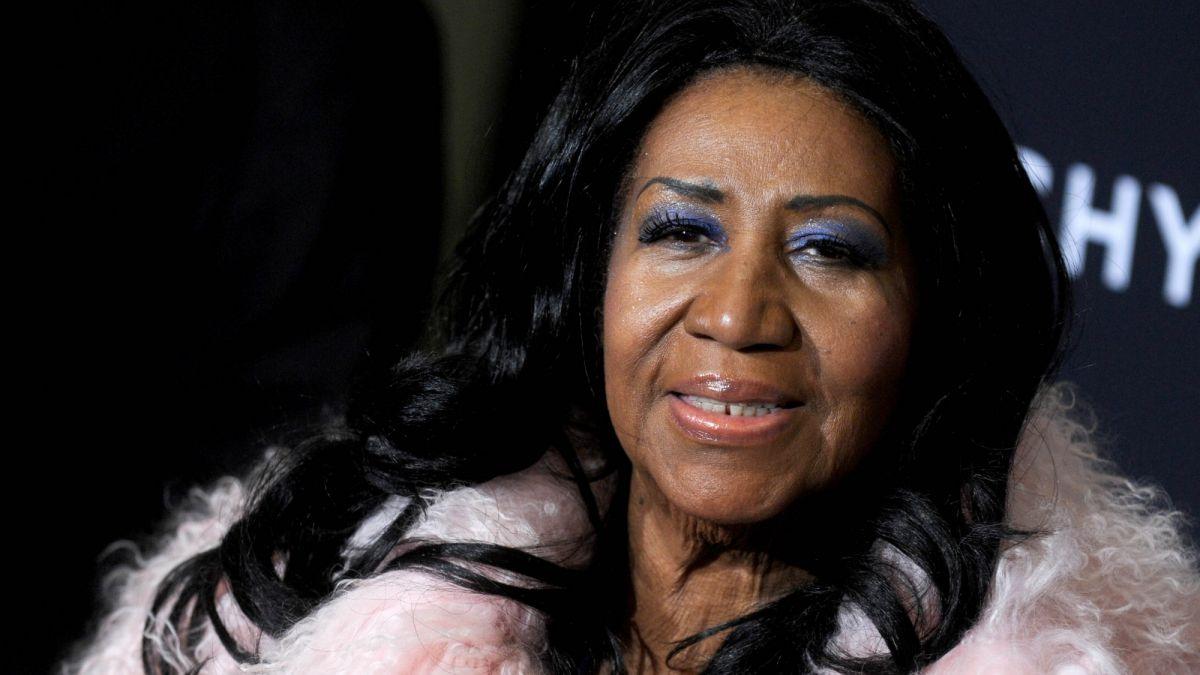 Aretha Franklin datant de l'histoire