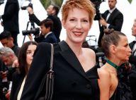 Natacha Polony : Épaule nue et look masculin, la journaliste sensuelle à Cannes