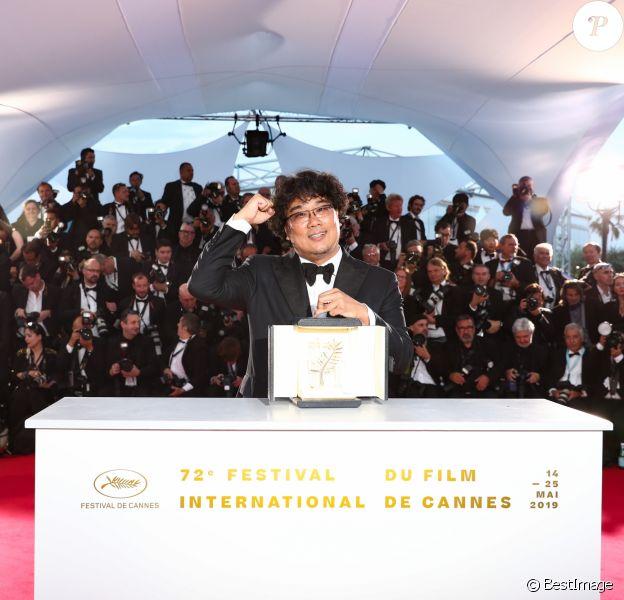- Photocall de la remise des palmes lors de la cérémonie de clôture du 72ème Festival International du Film de Cannes. Le 25 mai 2019. © Borde-Jacovides-Moreau / Bestimage  Award Winners Photocall during the the 72nd Cannes International Film festival. On may 25th 2019.25/05/2019 -