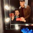 Mark Feehily et son compagnon sur Instagram.