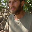 "Nicolas dans ""Koh-Lanta, la guerre des chefs"" sur TF1 vendredi 24 mai 2019."