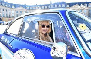 Audrey Marnay et Alix Bénézech ravissantes au départ du Rallye des princesses