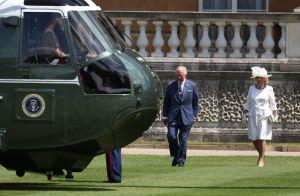 Donald et Melania Trump à Londres : retrouvailles avec la reine au palais