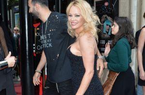 Pamela Anderson et Adil Rami : Épatés au Crazy Horse par une