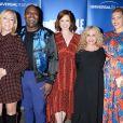 """Jane Krakowski, Tituss Burgess, Ellie Kemper, Carol Kane, Busy Phillips à la première de """"Unbreakable Kimmy Schmidt"""" à Los Angeles, le 29 mai 2019."""
