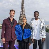 Chris Hemsworth et Tessa Thompson : Les Men in Black débarquent à Paris