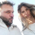"""Samuel et Johanna, couple qui s'est formé grâce à l'émission (""""L'amour est dans le pré 2019"""")."""