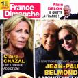 France Dimanche, juin 2019.