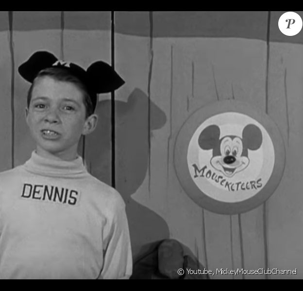 Hommage à Dennis Day- Mickey Mouse Club- Janvier 2019.