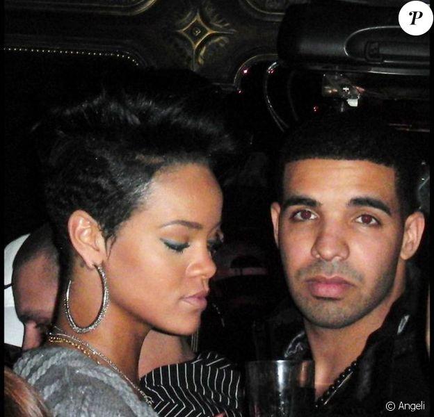 Rihanna et Aubrey Drake Graham