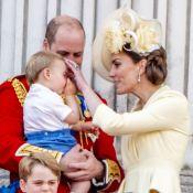 Louis de Cambridge : Quand Kate Middleton empêche son fils de sucer son pouce