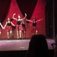 Laeticia Hallyday sur Instagram- Spectacle de danse de Joy.