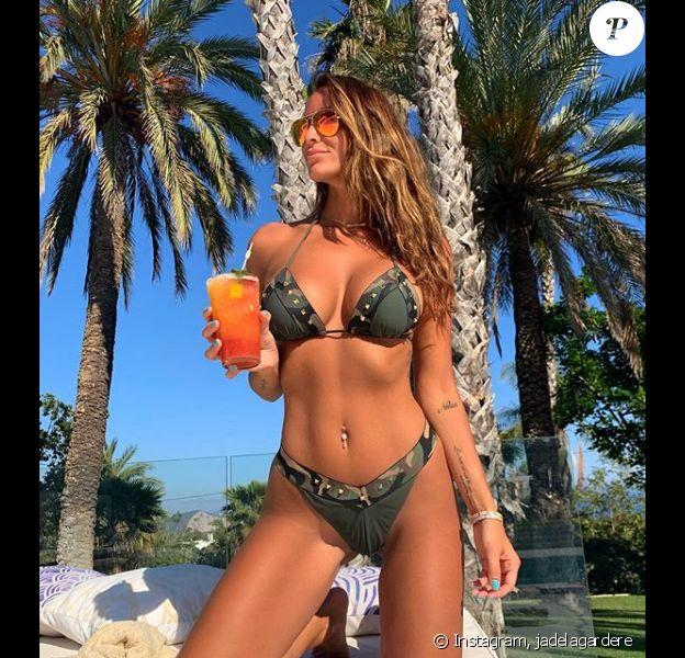 Sur Instagram, Jade Lagardère a partagé des photos de son séjour à Ibiza, en mai et juin 2019.