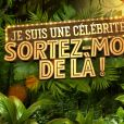 """Logo officiel de """"Je suis une célébrité sortez-moi de là, sur TF1"""