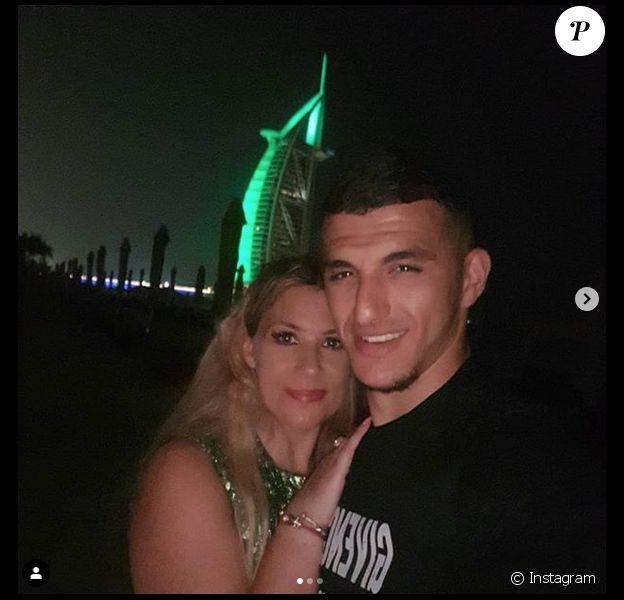 Marion Bartoli et Yahya Boumediene officialisent en postant des photos d'eux sur Instagram. Juin 2019.