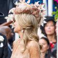 Le roi Willem Alexander des Pays-Bas, la reine Maxima - La famille royale d'Angleterre et le couple royal des Pays-Bas sont sur l'hippodrome d'Ascot pour assister aux courses le 18 juin 2019.  Ascot,18-06-2019 Royal family attend the Royal Ascot Horse Races.18/06/2019 - Amsterdam