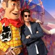 "Pierre Niney - Personnalités à la projection du film ""Toy Story 4"" à Eurodisney Paris. Le 22 juin 2019 © Veeren Ramsamy / Bestimage 22/06/2019 - Paris"