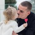 La famille d'Antoine Griezmann en photo sur Instagram le 17 juin 2018.