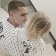 La famille d'Antoine Griezmann en photo sur Instagram le 3 juin 2018.