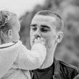 La famille d'Antoine Griezmann en photo sur Instagram le 22 mai 2018.