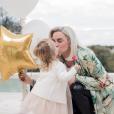 La famille d'Antoine Griezmann en photo sur Instagram le 16 avril 2018.