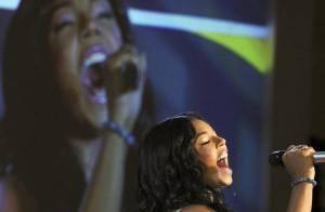 Ashanti : un look à revoir mais une voix... hors du commun !