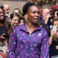 Venus Williams lors du tournoi de badminton Lotte Palace 2018 à l'hôtel Lotte New York Palace à New York City, New York, etats-Unis, le 23 août 2018. © Nancy Kaszerman via ZUMA Wire/Bestimage