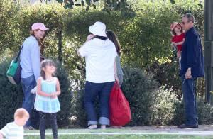 Marcia Cross en famille : Elle a retrouvé son mari... qui parait en forme !