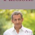 """Couverture du livre """"Passions"""" de Nicolas Sarkozy- sortie le jeudi 27 juin 2019 (ed L'Observatoire)."""