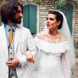 Le mariage religieux de Charlotte Casiraghi et Dimitri Rassam célébré à Saint-Remy-de-Provence, le 29 juin 2019. ©  Felix Dol-Maillot