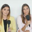"""Kleofina et Julia (ex-Miss Provence et Miss Côte-D'Azur 2017) évoquent leur participation à """"Pékin Express 2019""""."""
